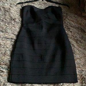 Express Bandage bodycon dress